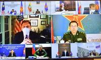 Các nước cam kết thúc đẩy hợp tác quốc phòng thực chất