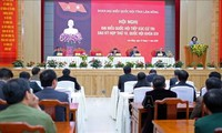 Lãnh đạo Đảng, Nhà nước tiếp xúc cử tri sau kỳ họp Quốc hội