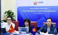 Việt Nam phối hợp với các nước thúc đẩy các hoạt động hợp tác nhân quyền của AICHR trong khu vực