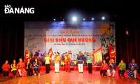 Liên hoan hát dân ca và hô hát Bài chòi Đà Nẵng 2020