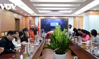 Lễ trao giải ABU 2020: VOV đạt giải khuyến khích