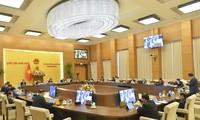 Ủy ban Thường vụ Quốc hội cho ý kiến về công tác chuẩn bị bầu cử Đại biểu Quốc hội và Hội đồng nhân dân