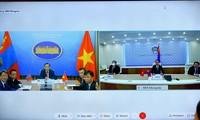 Tham khảo Chính trị cấp Thứ trưởng Ngoại giao Việt Nam - Mông Cổ lần thứ 9