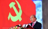 Thủ tướng Chính phủ Nguyễn Xuân Phúc làm việc tại tỉnh Thái Bình