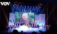 Chương trình văn nghệ tri ân Mẹ Việt Nam anh hùng