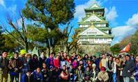 Kỷ niệm 25 năm hợp tác thanh niên Việt Nam - Nhật Bản