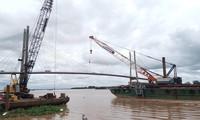 Khởi công xây dựng tuyến cao tốc Mỹ Thuận - Cần Thơ
