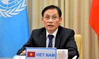 Việt Nam tiếp tục ưu tiên tăng cường hợp tác giữa Liên hợp quốc và các tổ chức khu vực
