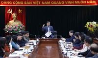 Triển khai hoạt động của Trung tâm Báo chí và Trưng bày sách Đại hội XII Đảng Cộng sản Việt Nam