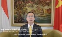 Thúc đẩy quan hệ hữu nghị Việt Nam – Indonesia