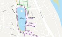 Hà Nội mở rộng không gian phố đi bộ quanh hồ Hoàn Kiếm