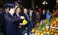 Khai mạc Hội chợ OCOP Tuyên Quang 2021 và Công bố chỉ dẫn địa lý Cam sành Hàm Yên
