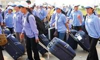 Xuất khẩu lao động năm 2021: nâng cao chất lượng lao động sẵn sàng xuất cảnh