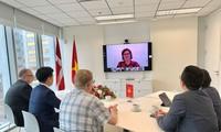 Đan Mạch mở rộng hợp tác đầu tư điện gió ngoài khơi tại Việt Nam