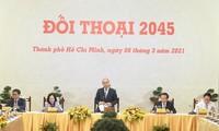Hiện thực hóa mục tiêu vì một Việt Nam hùng cường vào năm 2045