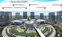 Đối tác Hàn Quốc ký thỏa thuận điều hành trung tâm thương mại lớn nhất Việt Nam