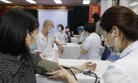 Bộ Y tế hướng dẫn khám sàng lọc trước tiêm chủng vaccine COVID-19