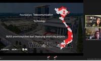 Xu hướng phát triển thành phố thông minh tại Việt Nam thu hút các doanh nghiệp Canada