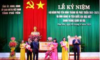 Phú Yên kỷ niệm 410 năm hình thành phát triển, đón nhận Bằng Di tích quốc gia đặc biệt Danh thắng Gành đá đĩa