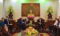 Đại sứ Hungary tại Việt Nam đề nghị đẩy nhanh tiến độ xây dựng Bệnh viện Ung bướu Cần Thơ