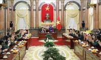 Hội truyền thống Trường Sơn - Đường Hồ Chí Minh tỉnh Nam Định tích cực đóng góp xây dựng quê hương giàu đẹp