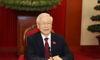 Điện đàm lãnh đạo cấp cao Việt Nam – Liên bang Nga