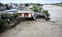 Điện chia buồn về thiên tai ở Indonesia
