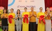Khai trương Văn phòng OSSO hỗ trợ phụ nữ di cư hồi hương và gia đình họ tại Hải Phòng