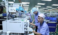 Kinh tế Việt Nam tăng trưởng nhờ tham gia chuỗi cung ứng toàn cầu
