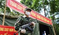Bộ đội Biên phòng Sơn La nỗ lực phòng, chống dịch Covid-19