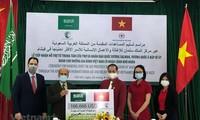 Vương quốc Ả rập Xê út hỗ trợ người dân Việt Nam có hoàn cảnh khó khăn