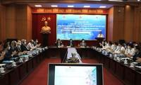 Kết nối xúc tiến đầu tư - thương mại tỉnh Thái Bình với các doanh nghiệp Hoa Kỳ