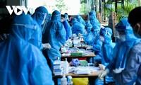Việt Nam ghi nhận 61 ca mắc mới, trong đó có 57 ca trong nước