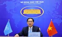 Việt Nam mong muốn thúc đẩy hợp tác đa phương nhằm giải quyết các vấn đề chung