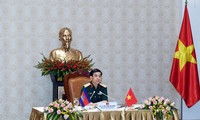 Việt Nam và Campuchia tăng cường hợp tác quốc phòng an ninh, ủng hộ lẫn nhau trên các diễn đàn đa phương