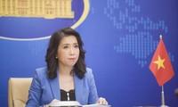 Việt Nam lên tiếng về thông tin gần 300 tàu Trung Quốc xuất hiện ở Trường Sa