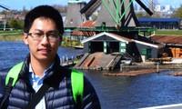 TS Ngô Khắc Hoàng : Tôi muốn được góp sức cho sự phát triển cộng đồng nghiên cứu ở Việt Nam