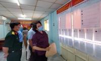 Các địa phương đảm bảo an toàn ngày bầu cử