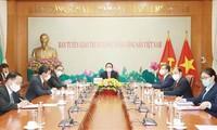 Thúc đẩy hợp tác giữa Việt Nam và Lào trong công tác tuyên truyền