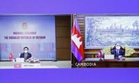 Tăng cường quan hệ hữu nghị truyền thống, hợp tác toàn diện Việt Nam - Campuchia