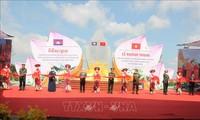 Khánh thành Cụm công trình lưu niệm hành trình cứu nước của Thủ tướng Campuchia Hun Sen tại Bình Phước