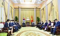 Hàn Quốc mong muốn tăng cường hợp tác với Việt Nam trên tất cả các lĩnh vực