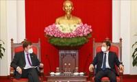 Việt Nam luôn nỗ lực và cam kết cao nhất trong cuộc chiến chống biến đổi khí hậu
