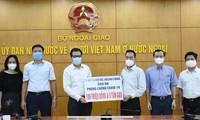 Cùng góp thêm nguồn lực giúp quê hương Việt Nam vượt qua đại dịch