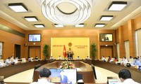 Ủy ban Thường vụ Quốc hội cho ý kiến chuẩn bị kỳ họp thứ nhất, Quốc hội khóa 15