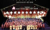Khởi động Giải thưởng Sao Vàng đất Việt năm 2021