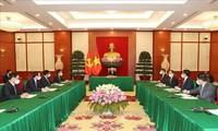 Sớm đưa kim ngạch thương mại song phương Việt Nam – Hàn Quốc đạt 100 tỷ USD