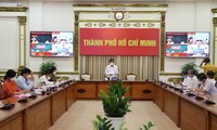 TP.HCM tận dụng các chuỗi cung ứng hàng hóa, logistic để phân phối thực phẩm