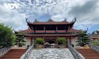 Chùa Tân Thanh-Cột mốc tâm linh nơi biên cương phía Bắc