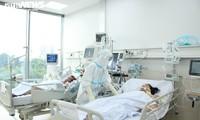 154 bệnh nhân COVID-19 tử vong từ ngày 8/7 đến ngày 25/7/2021